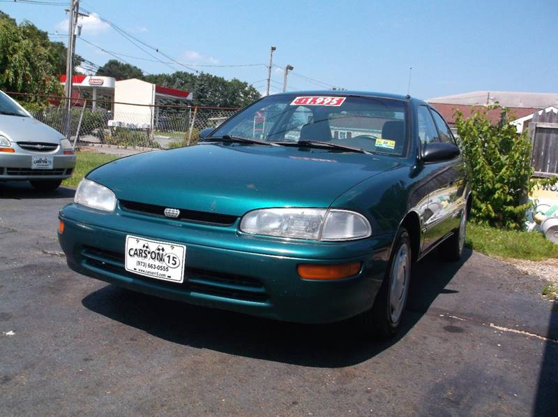 1996 GEO Prizm 4dr Sedan - Lake Hopatcong NJ