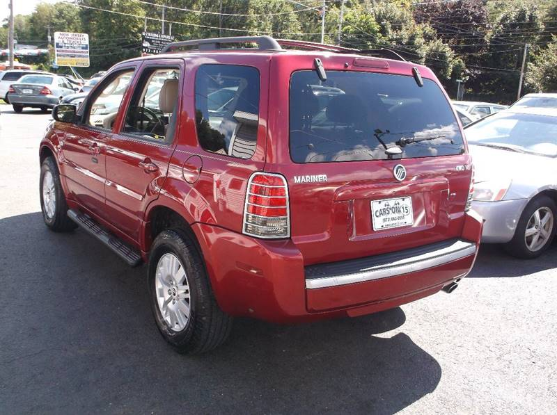 2007 Mercury Mariner AWD Luxury 4dr SUV - Lake Hopatcong NJ