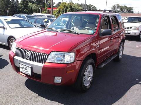 2007 Mercury Mariner for sale in Lake Hopatcong, NJ