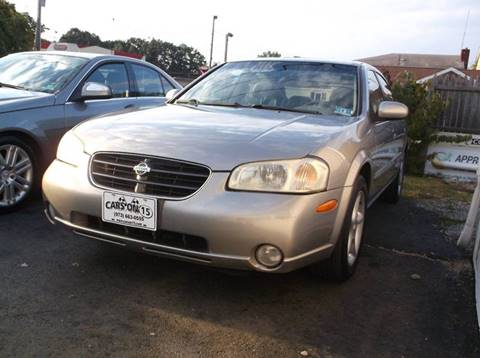 2001 Nissan Maxima for sale in Lake Hopatcong, NJ