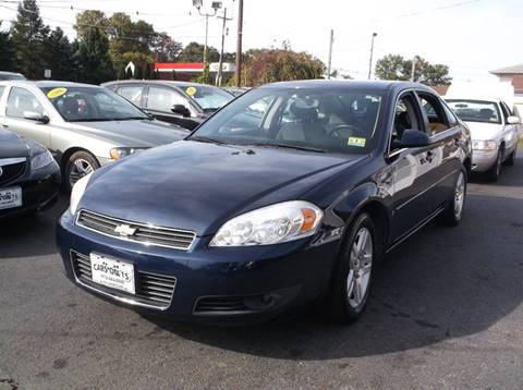 2007 Chevrolet Impala for sale in Lake Hopatcong, NJ