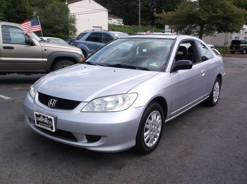 2005 Honda Civic Lx In Lake Hopatcong Nj Cars On 15