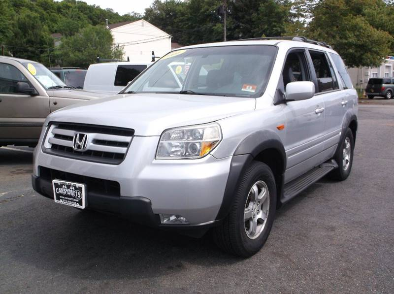 2006 Honda Pilot For Sale At Cars On 15 In Lake Hopatcong NJ