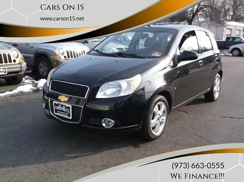 Chevrolet Aveo For Sale In Lake Hopatcong Nj Cars On 15