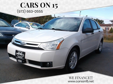 2010 Ford Focus for sale in Lake Hopatcong, NJ