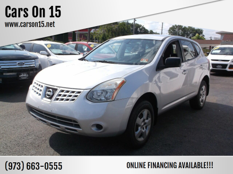 2009 Nissan Rogue for sale at Cars On 15 in Lake Hopatcong NJ