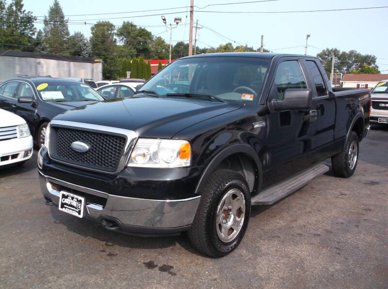 2007 Ford F-150 for sale at Cars On 15 in Lake Hopatcong NJ
