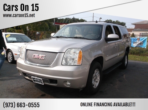 2007 GMC Yukon XL for sale at Cars On 15 in Lake Hopatcong NJ