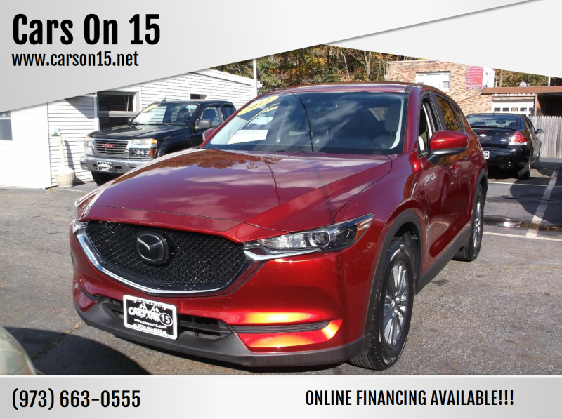 2017 Mazda CX-5 for sale at Cars On 15 in Lake Hopatcong NJ