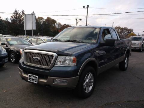 2004 Ford F-150 for sale at Cars On 15 in Lake Hopatcong NJ