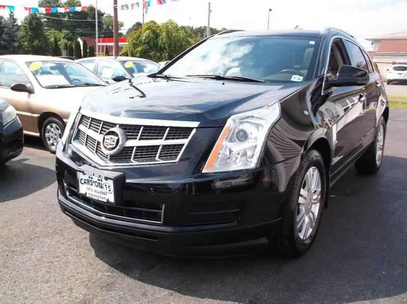 2011 cadillac srx luxury collection 4dr suv in lake hopatcong nj cars on 15. Black Bedroom Furniture Sets. Home Design Ideas