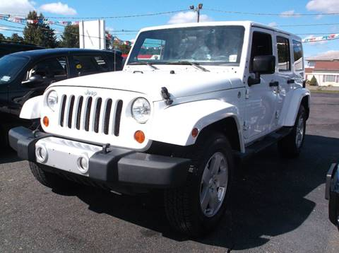 2011 Jeep Wrangler Unlimited for sale in Lake Hopatcong, NJ