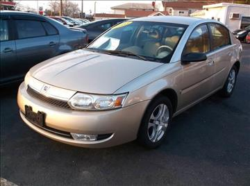 2003 Saturn Ion for sale in Lake Hopatcong, NJ