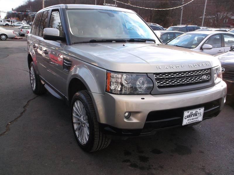 2011 Land Rover Range Rover Sport 4x4 HSE 4dr SUV - Lake Hopatcong NJ
