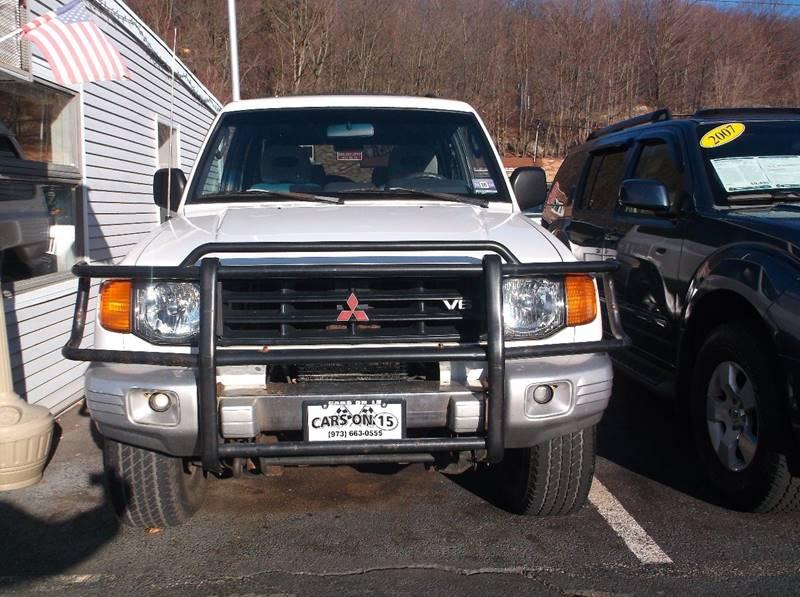 1998 Mitsubishi Montero 4dr 4WD SUV - Lake Hopatcong NJ