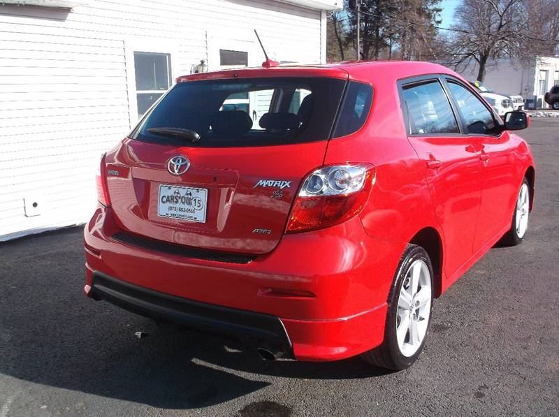2009 Toyota Matrix AWD S 4dr Wagon 4A - Lake Hopatcong NJ
