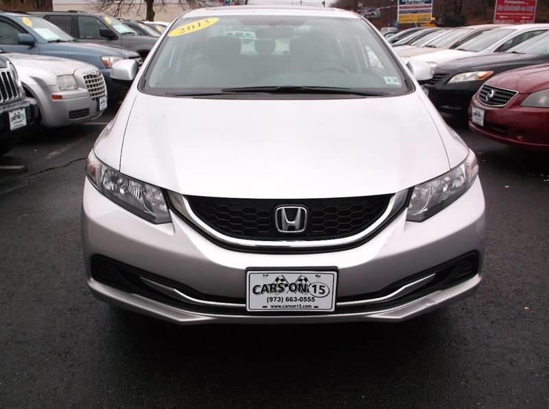 2013 Honda Civic EX 4dr Sedan - Lake Hopatcong NJ