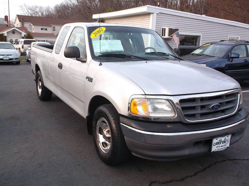 2002 Ford F-150 4dr SuperCab XL 2WD Styleside SB - Lake Hopatcong NJ