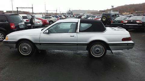 1987 Mercury Cougar for sale in Elizaville, NY