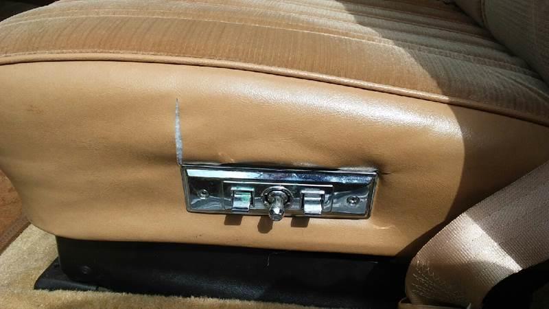 1985 Oldsmobile Cutlass Supreme 4dr Sedan In Elizaville NY