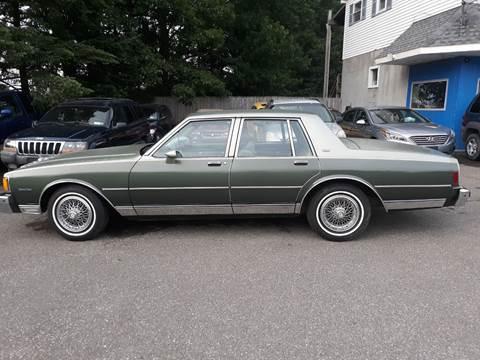 1985 Chevrolet Caprice for sale in Elizaville, NY