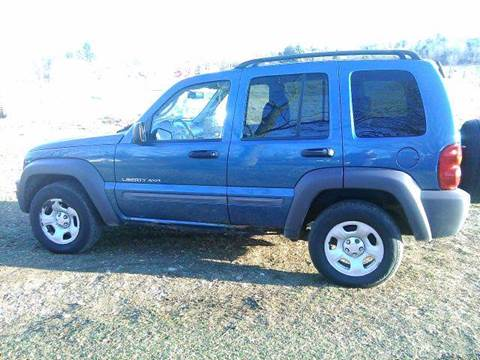 2003 Jeep Liberty for sale in Elizaville, NY