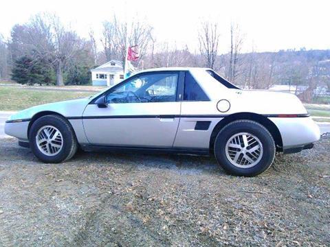 1988 Pontiac Fiero for sale in Elizaville, NY