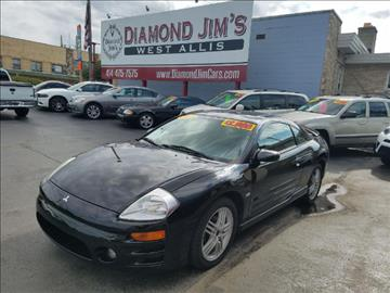 2003 mitsubishi eclipse for sale in west allis wi