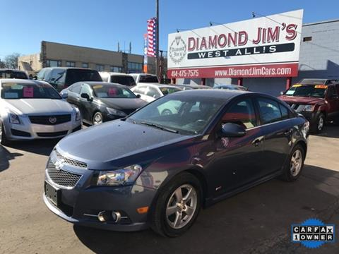 Chevrolet Used Cars Financing For Sale West Allis Diamond Jims - Diamond chevrolet used cars