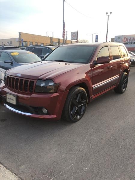 2007 Jeep Grand Cherokee Srt8 4dr Suv 4wd In West Allis Wi