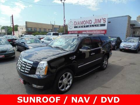 2011 Cadillac Escalade for sale at Diamond Jim's West Allis in West Allis WI