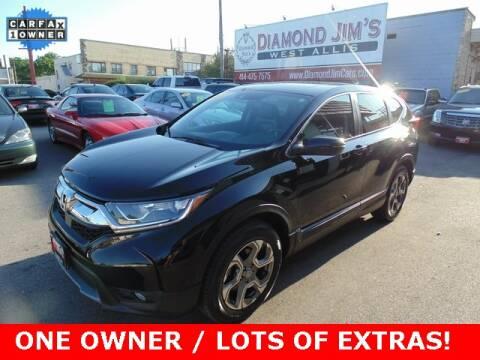 2018 Honda CR-V for sale at Diamond Jim's West Allis in West Allis WI