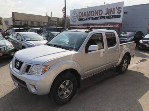 2012 Nissan Frontier for sale at Diamond Jim's West Allis in West Allis WI