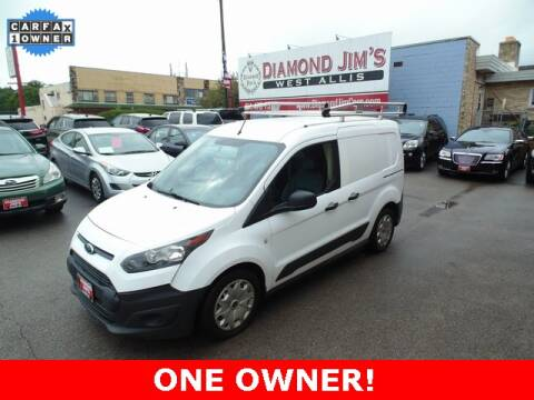 2014 Ford Transit Connect Cargo for sale at Diamond Jim's West Allis in West Allis WI