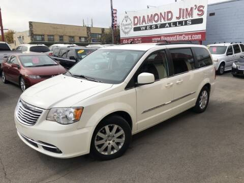 2013 Chrysler Town and Country for sale at Diamond Jim's West Allis in West Allis WI