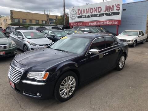 2012 Chrysler 300 for sale at Diamond Jim's West Allis in West Allis WI
