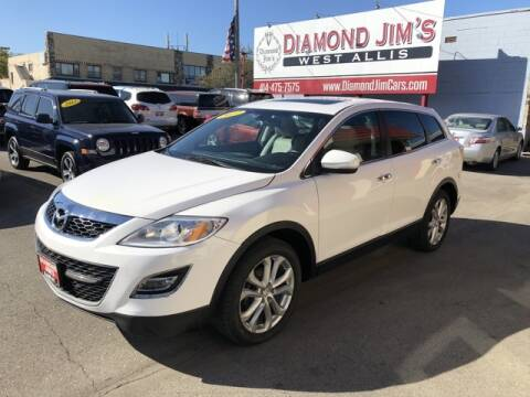 2011 Mazda CX-9 for sale at Diamond Jim's West Allis in West Allis WI