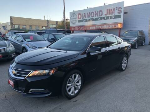 2019 Chevrolet Impala for sale at Diamond Jim's West Allis in West Allis WI