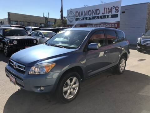 2006 Toyota RAV4 for sale at Diamond Jim's West Allis in West Allis WI