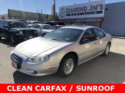 2004 Chrysler Concorde for sale at Diamond Jim's West Allis in West Allis WI
