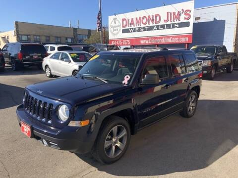2017 Jeep Patriot for sale at Diamond Jim's West Allis in West Allis WI