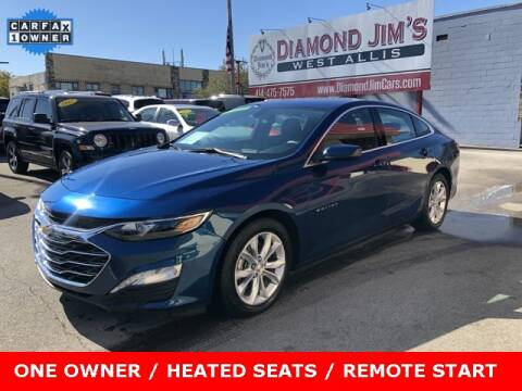 2019 Chevrolet Malibu for sale at Diamond Jim's West Allis in West Allis WI