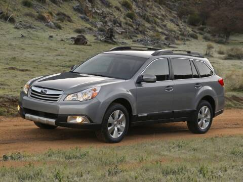 2010 Subaru Outback for sale at Diamond Jim's West Allis in West Allis WI