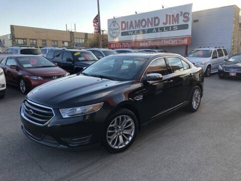 2013 Ford Taurus for sale at Diamond Jim's West Allis in West Allis WI