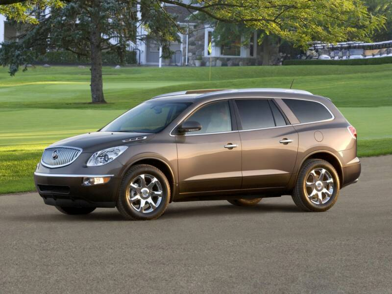 2012 Buick Enclave for sale at Diamond Jim's West Allis in West Allis WI