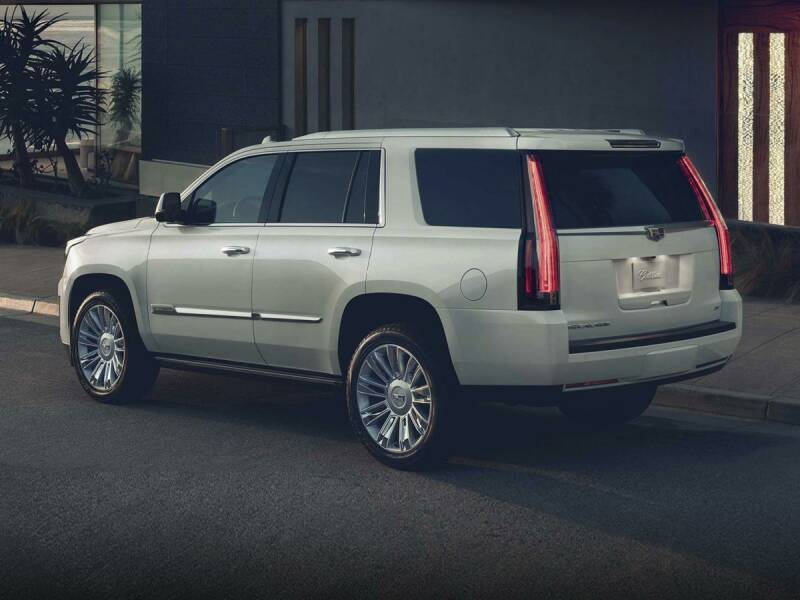 2017 Cadillac Escalade for sale at Diamond Jim's West Allis in West Allis WI