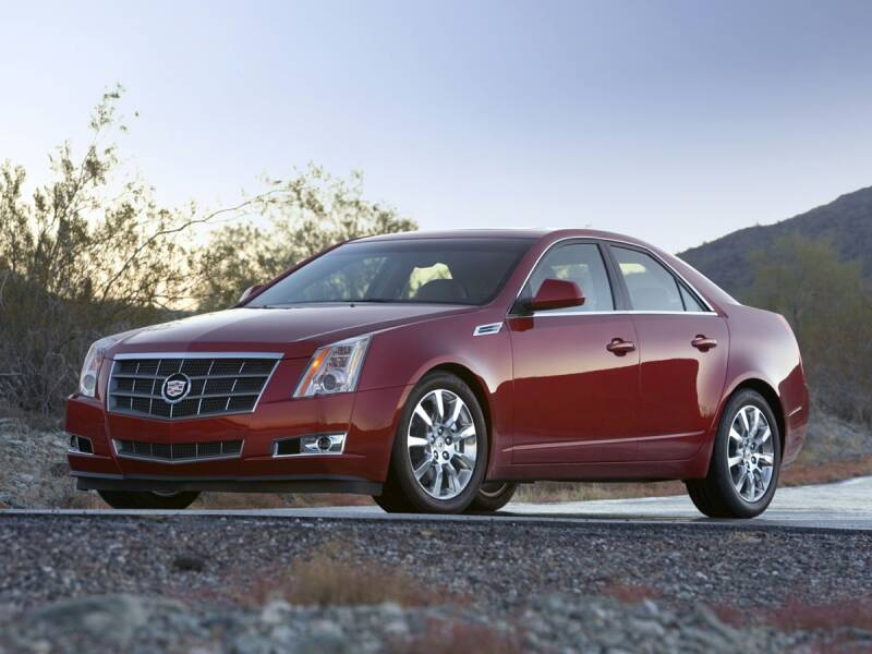 2011 Cadillac CTS for sale at Diamond Jim's West Allis in West Allis WI
