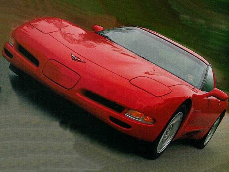 1998 Chevrolet Corvette for sale at Diamond Jim's West Allis in West Allis WI