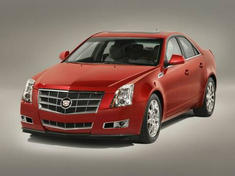 2008 Cadillac CTS for sale at Diamond Jim's West Allis in West Allis WI