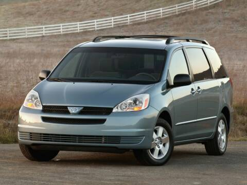 2004 Toyota Sienna for sale at Diamond Jim's West Allis in West Allis WI
